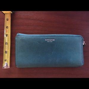 Coach Bags - Authentic Coach Leather Wallet